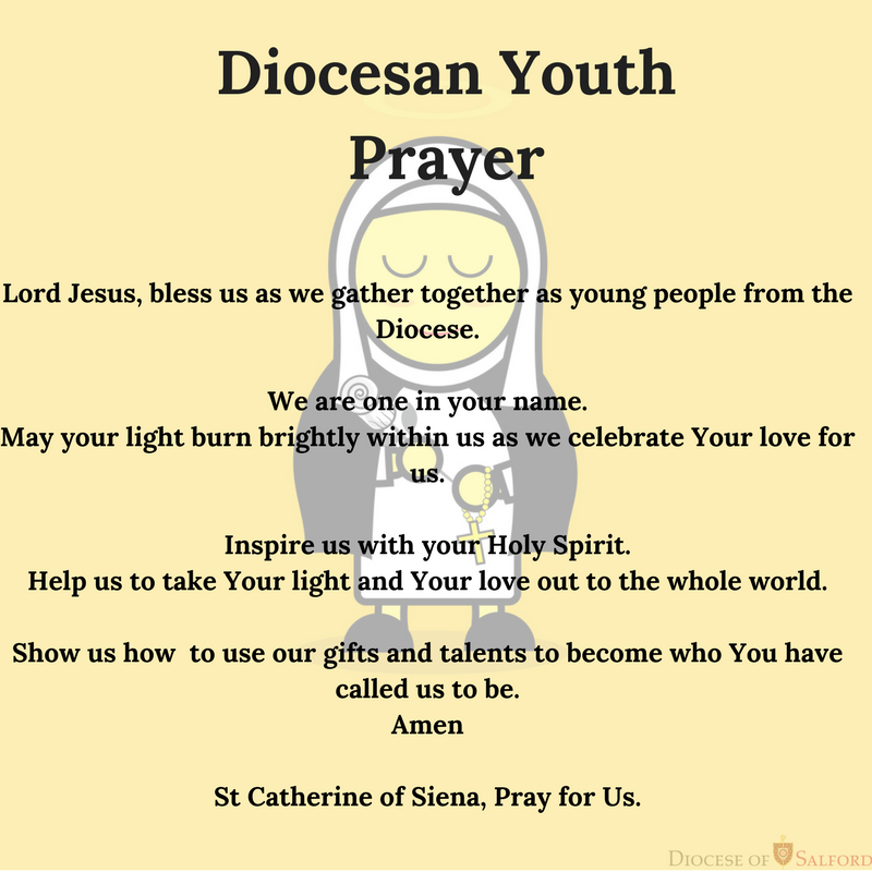 Youth - Roman Catholic Diocese of Salford